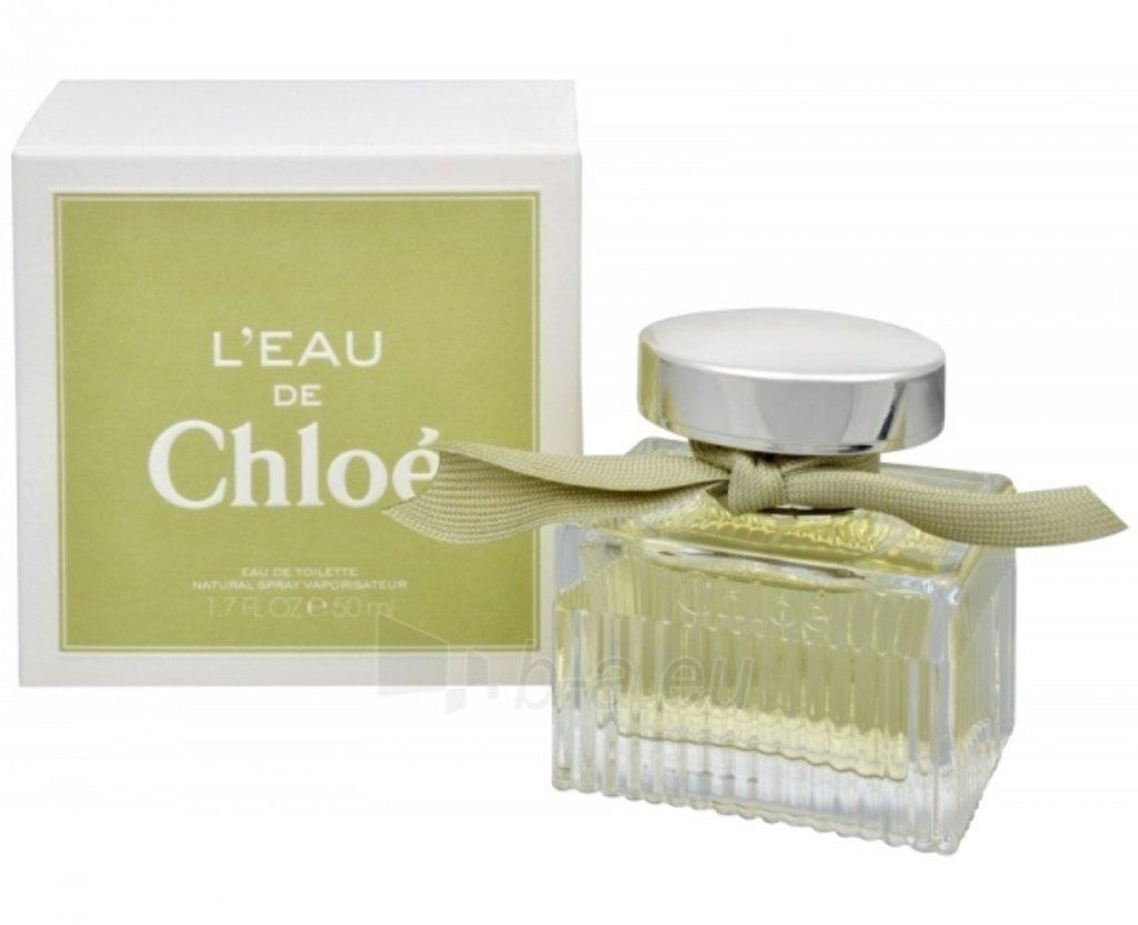 Chloe: Chloe L`Eau de Chloe edt Туалетная вода 30   50ml в Элит-парфюм