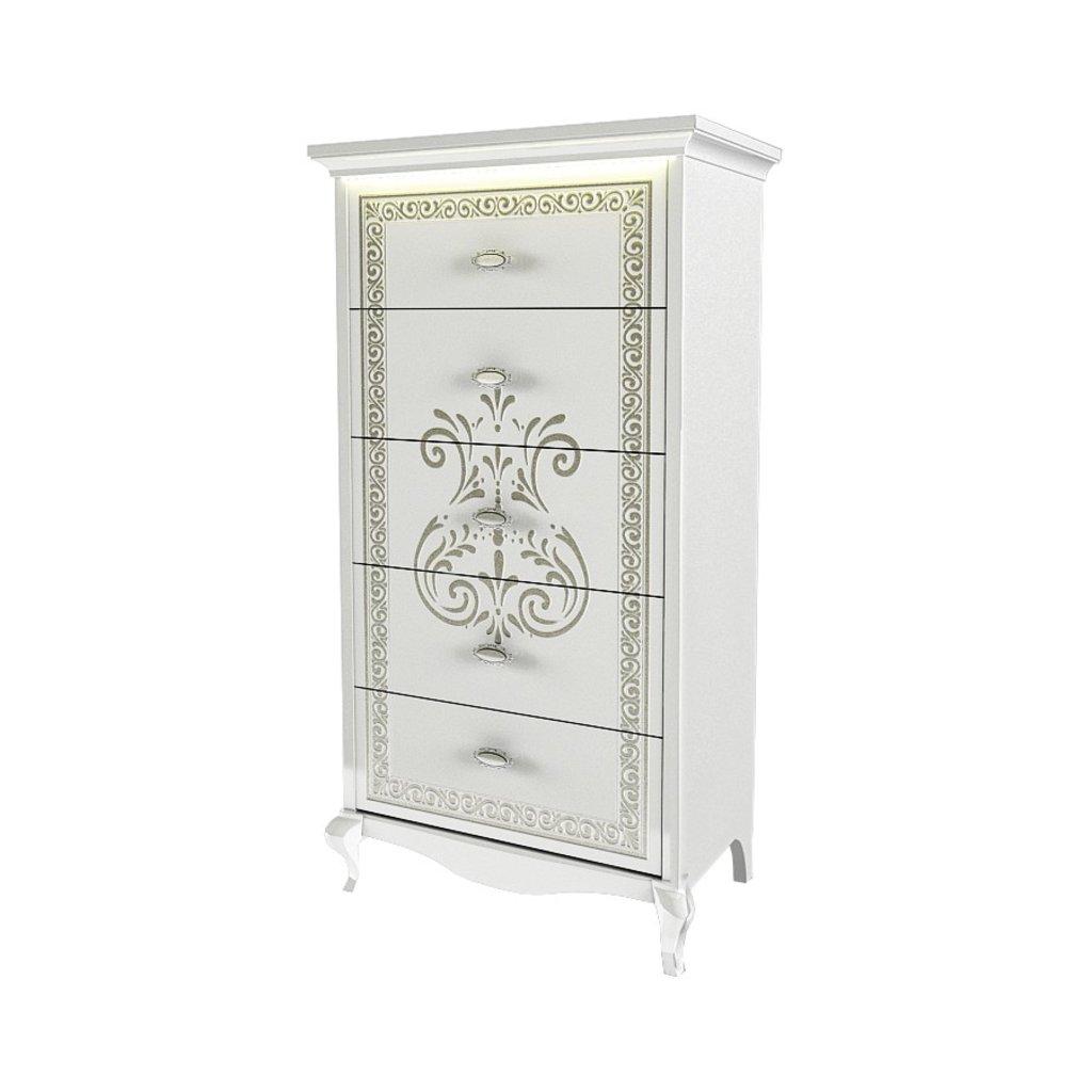 Комоды для дома: Комод Винтаж белый в Стильная мебель