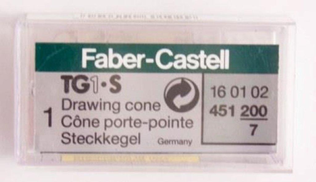 Изографы, рапидографы: Наконечник к рапидографу Faber-Castell TG-1 2,00 мм. в Шедевр, художественный салон
