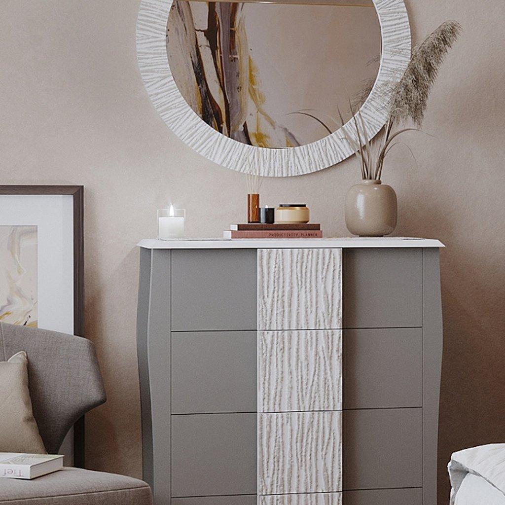 Зеркала, общее: Зеркало навесное Brownie 59 в Стильная мебель