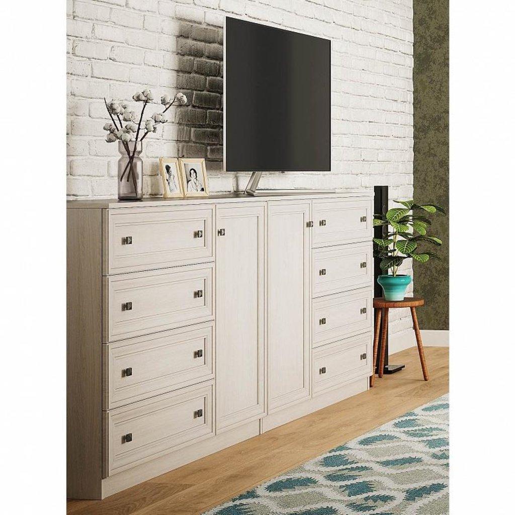 Модульная мебель в гостиную Paola. Дополнительные модули: Тумба МЦН Paola 5 в Стильная мебель