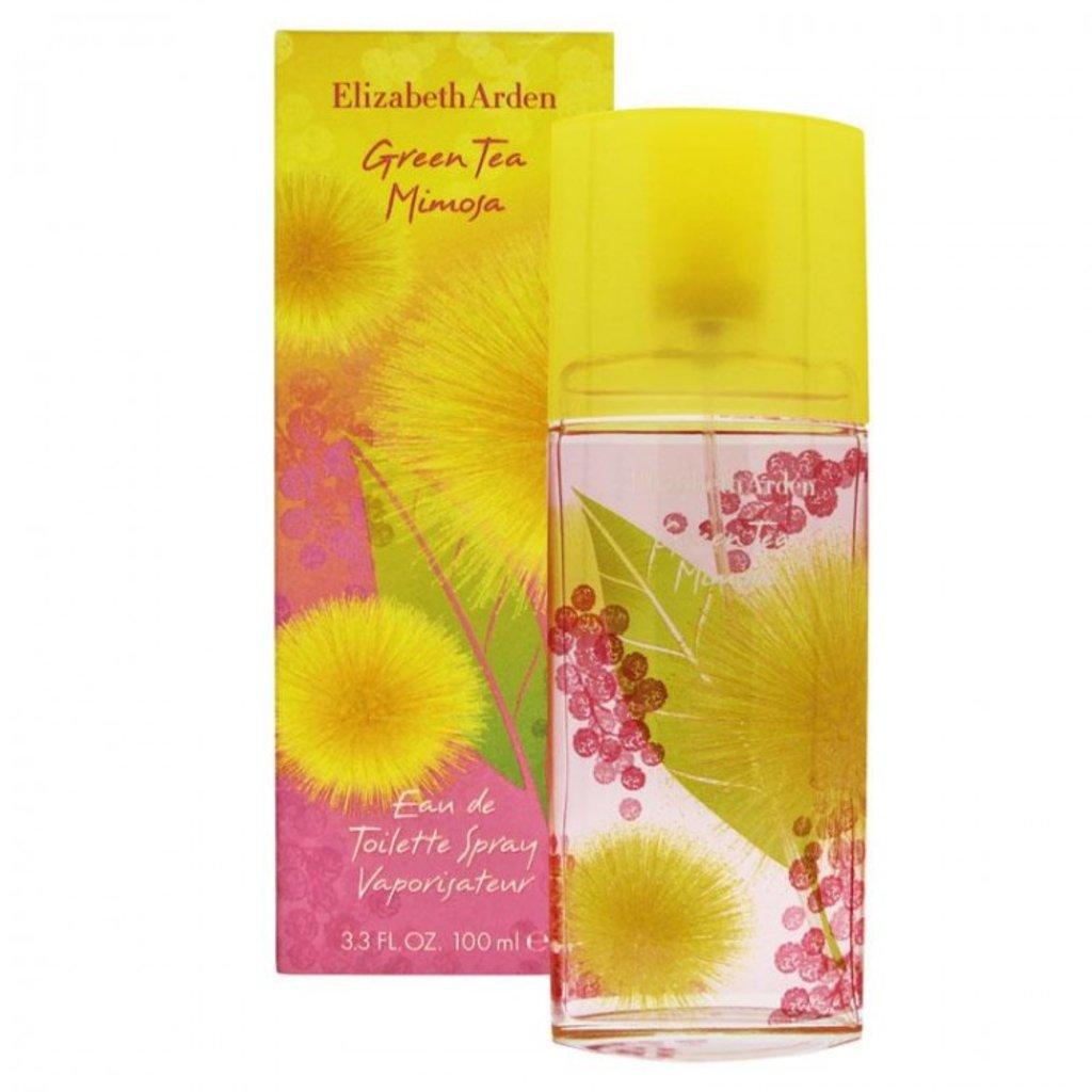 Для женщин: Elizabeth Arden Gren Tea Mimosa Туалетная вода edt ж 100 | 100ml ТЕСТЕР в Элит-парфюм