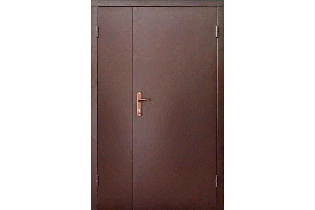 Входные двери (бюджет) от 70-80мм: Входная дверь  ГАРДА метал-метал 1200мм в Пластиковые окна в Сургуте STEKLOMASTER