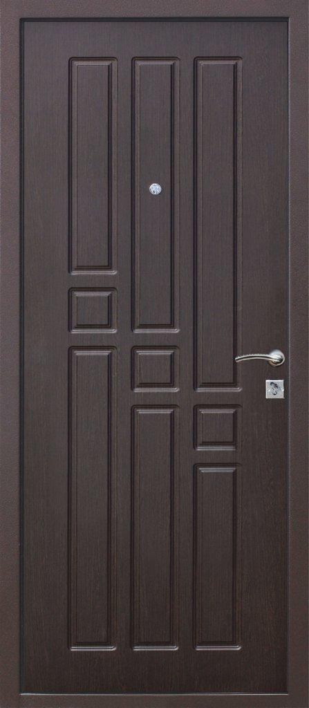 Входные двери (бюджет) от 70-80мм: Входная дверь 7,5 Гарда  Антик в Пластиковые окна в Сургуте STEKLOMASTER
