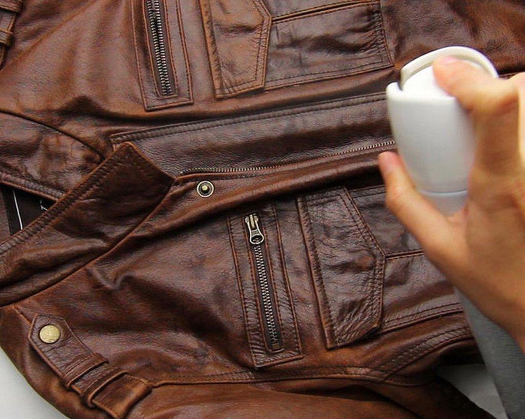 Химчистка: Покраска кожи в Инканто, итальянская химчистка