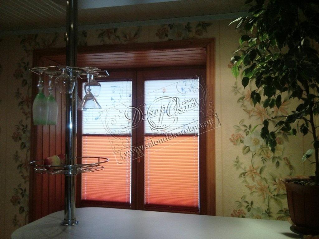 Плиссе: Плиссе система День-ночь в Декор окна, салон
