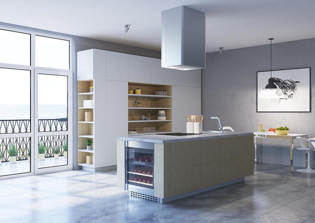 Кухни: Кухня Софт в Модный интерьер