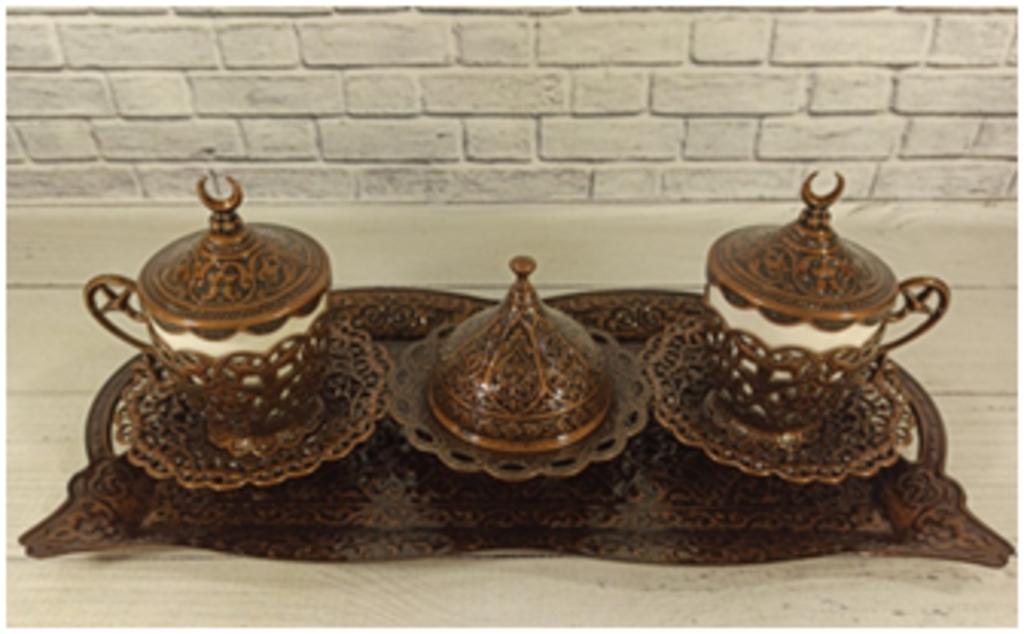 Мангалы. Казаны. Узбекская и турецкая посуда: Сервиз №270 на 2 персоны в Сельский магазин