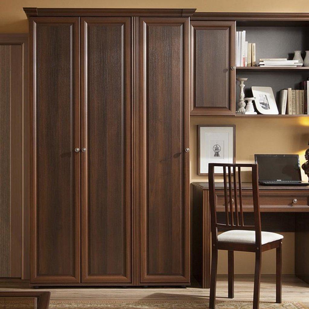 Шкафы для одежды и белья: Шкаф для белья 3 Montpellier в Стильная мебель