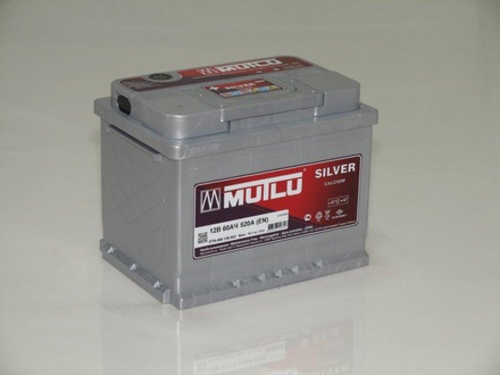 Аккумуляторы автомобильные: MUTLU SILVER 60 А/Ч R в Мир аккумуляторов