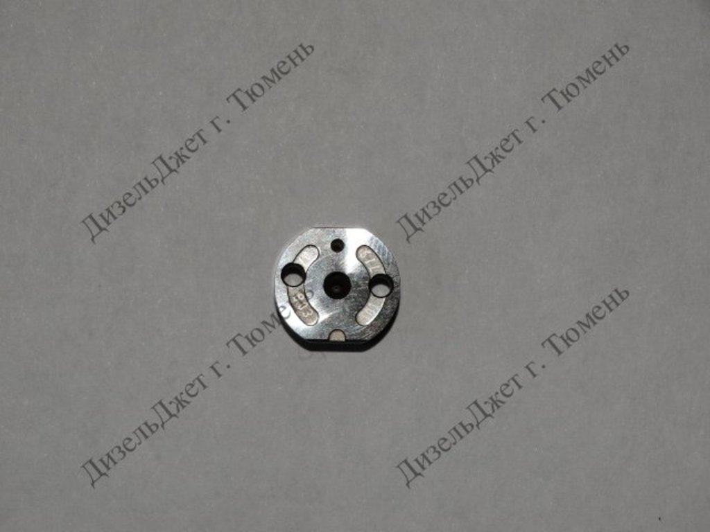 Клапана для форсунок DENSO: Клапан для форсунок DENSO COMMON RAIL (KS-07). Подходит для ремонта форсунок DENSO: 095000-6510, 095000-6511, 23670-30080, 23670-30300 в ДизельДжет