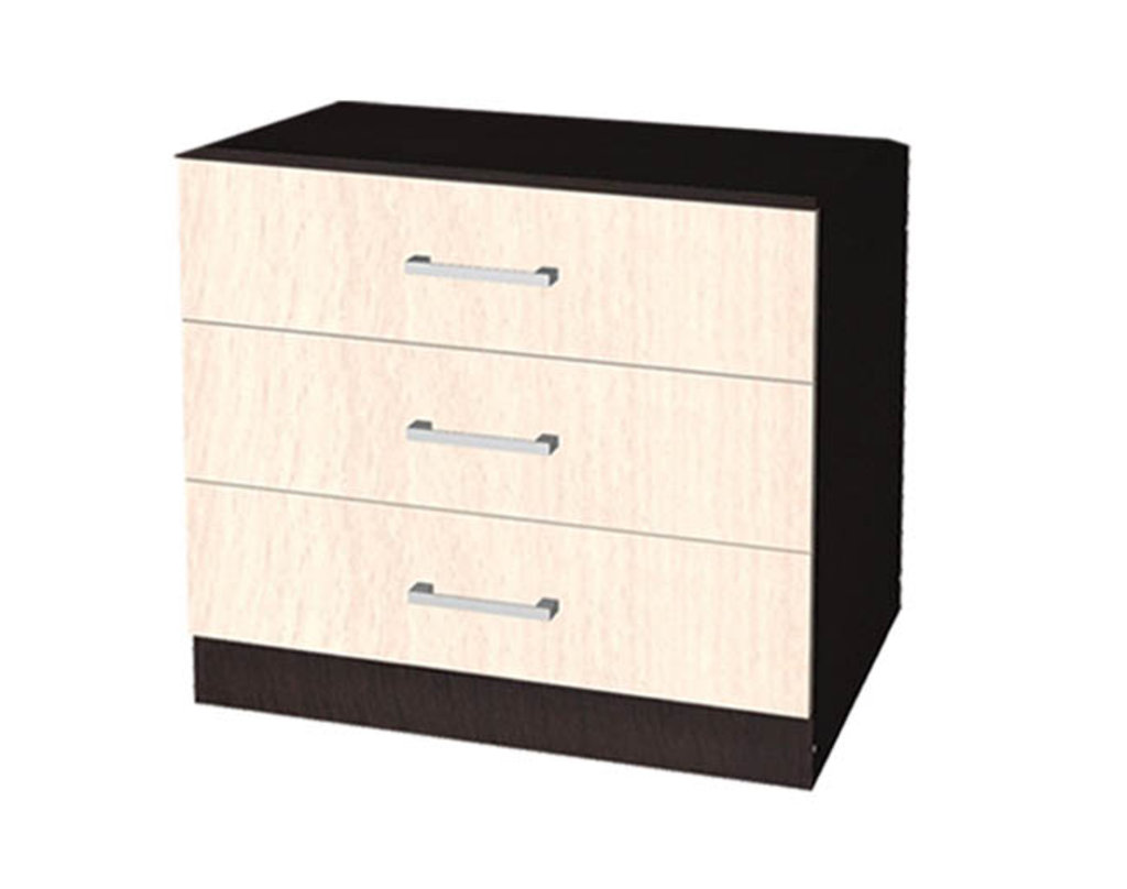 Комоды для дома: Комод 3 ящика Венеция в Стильная мебель