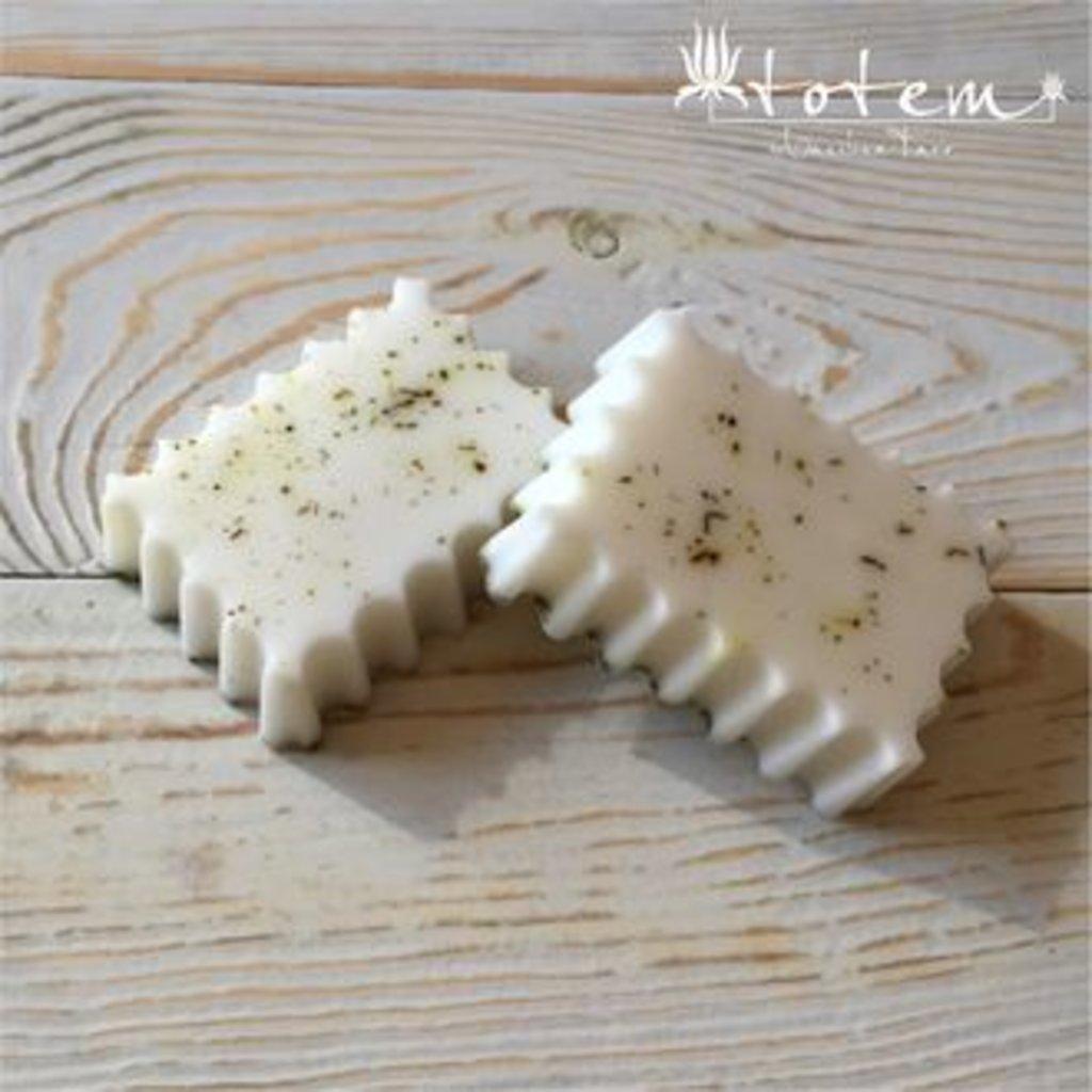 Белое мыло в ТОТЕМ