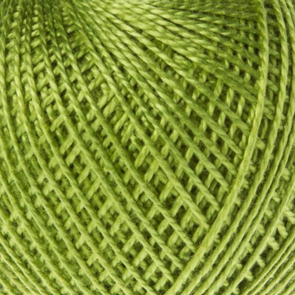 Ирис 25гр.: Нитки Ирис 25гр.150м.(100%хлопок)цвет 4006 зеленый светлый в Редиант-НК