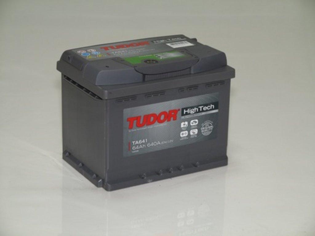 Аккумуляторы автомобильные: TUDOR HIGH - TECH 64 А/Ч в Мир аккумуляторов