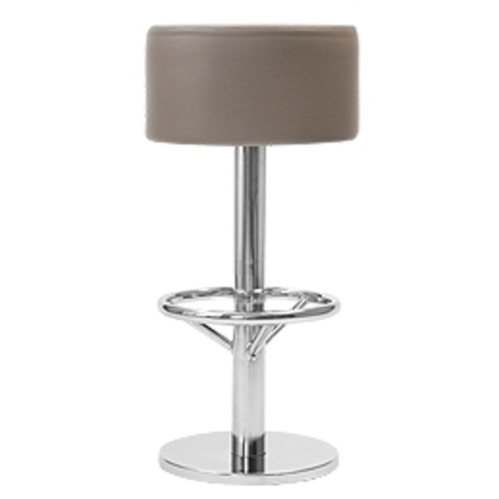 Стулья барные.: Барный стул Регги (хром) в АРТ-МЕБЕЛЬ НН