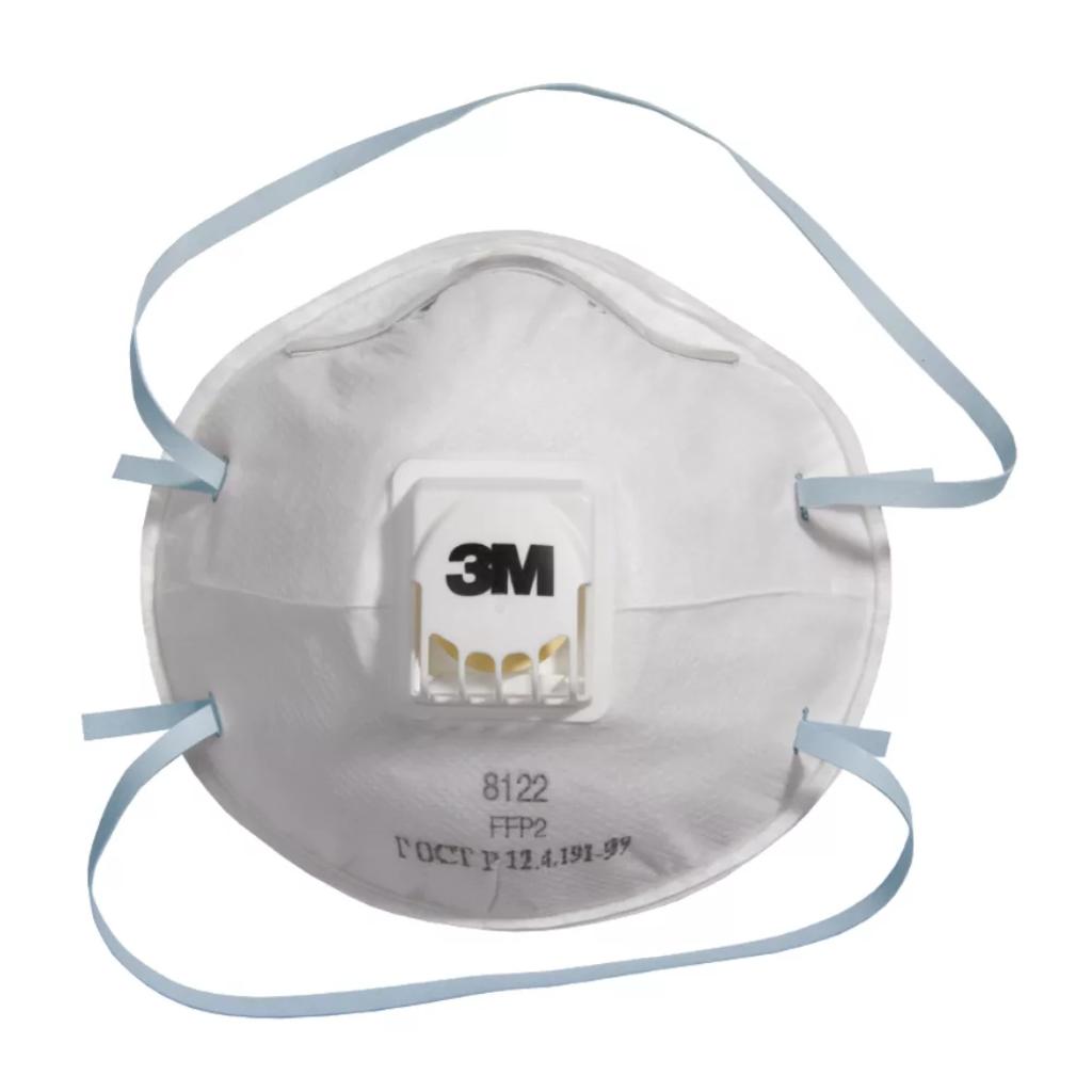 Средства Индивидуальной Защиты: Респиратор 3М 8122 FFP2 в Техномед, ООО