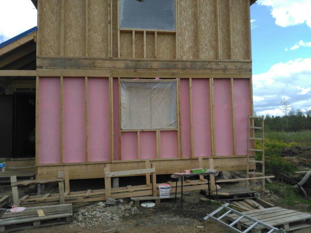 Грунтовки: Огнебиозащита SOPPKA OSB Protektor Exterior для наружных работ в АНЧАР,  строительные материалы