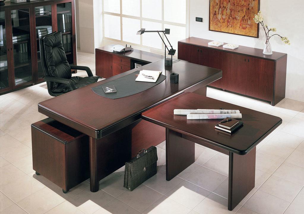 Изготовление мебели: Стол офисный в Мебельстройсервис плюс, ООО