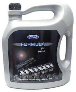 """Автомобильные масла и смазки, общее: Масло моторное синтетическое """"Formula F 5W-30"""", 5л в RuMax.pro"""