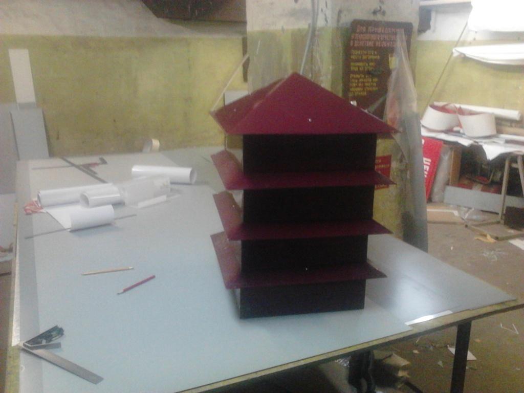 Строительные материалы, общее: колпаки на заборные столбы в Алтего-групп