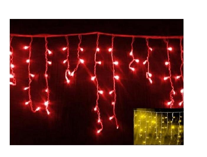 Искусственные композиции и гирлянды: Бахрома светодиодная в Инвеста