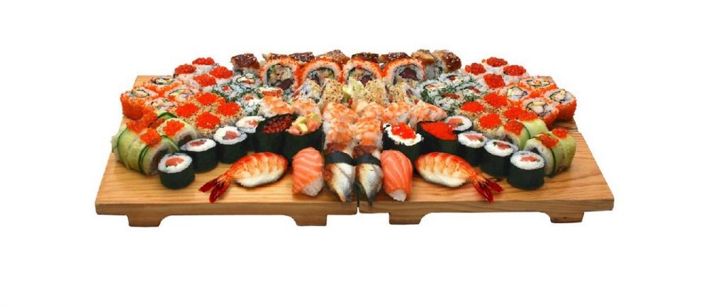 Гурман (для тех, кто не жалеет, вкусно поесть) в Суши на колесах