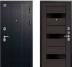 Двери Центурион: Центурион С-107 Прага Лиственница тёмная в Модуль Плюс