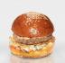 """Бургеры с котлетой из говядины: Бургер """"С Грушей и Дор Блю"""" в The Угли"""