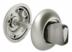 Завертки: Завертка MORELLI MN-WC SN-BN белый никель/черный никель в Двери в Тюмени, межкомнатные двери, входные двери