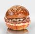 "Бургеры с котлетой из говядины: Бургер ""Пьяная Бабушка"" в The Угли"