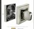 Завертки: Завертка Morelli MN-WC-S SN-BN белый никель/черный никель в Двери в Тюмени, межкомнатные двери, входные двери