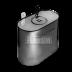 Печи и дымоходы: Бак Феррум Комфорт выносной 60 л нержавеющий (AISI 201/1,0 мм) вертикальный эллипс в Погонаж