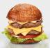 """Бургеры с двойной котлетой из говядины: Бургер """"XL The Чизбургер"""" в The Угли"""