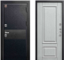 Двери Центурион: Центурион Т2 Premium Чёрный муар/Арктик в Модуль Плюс