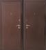 Двери Аргус: Аргус 55 в Модуль Плюс
