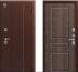 Двери Центурион: Центурион Т6 Медь/Тиковое дерево в Модуль Плюс