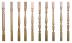 Элементы для лестниц: Балясины из дерева в Terry-Gold (Терри-Голд), погонажные изделия