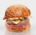 "Бургеры с котлетой из говядины: Бургер ""Тарас"" в The Угли"