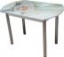 Столы кухонные: Европейский Стол СТЕКЛО ф/п в Ваша кухня в Туле