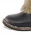 """Обувь подростковая и детская: Унты детские для мальчика. Черные. Мех """"Собака"""". в Сельский магазин"""