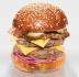 """Бургеры с двойной котлетой из говядины: Бургер """"XL Тарас"""" в The Угли"""