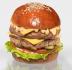 """Бургеры с двойной котлетой из говядины: Бургер """" XL Классический"""" в The Угли"""